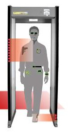 mcd 200 walkthrouh metal detector