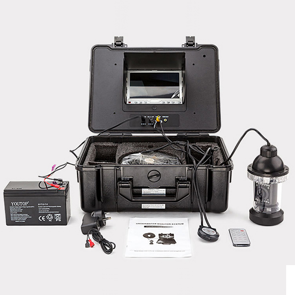 underwater camera 360 50m